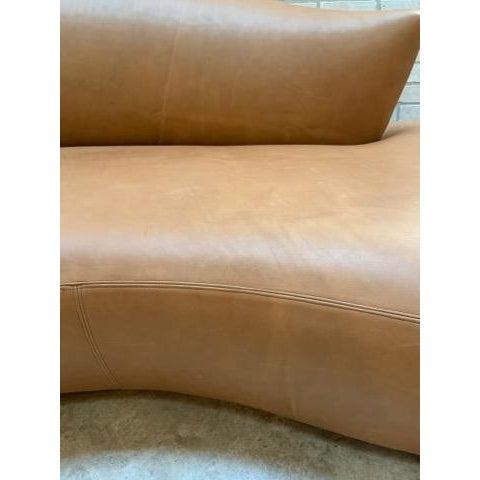 Mid Century Modern Vladimir Kagan Cloud Sofa and Nautilus Swivel Lounge Chair - 2 Piece Set For Sale - Image 11 of 11