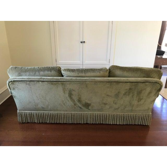 Edward Ferrell Ltd. Traditional Sofa For Sale - Image 4 of 7