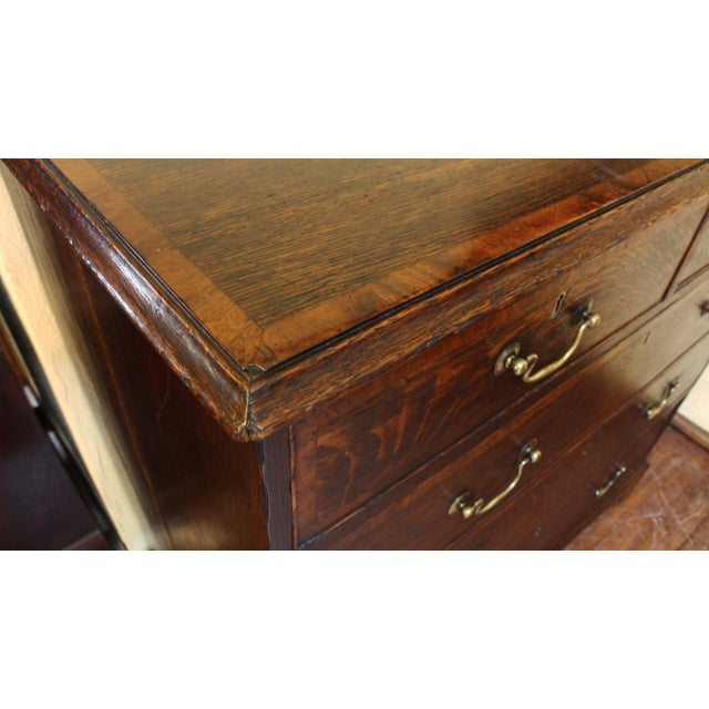 18th Century English Country Chest of Drawers For Sale In Raleigh - Image 6 of 10
