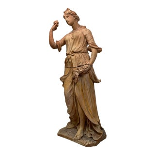 Statue of Flora, Italy 18th Century and Later For Sale