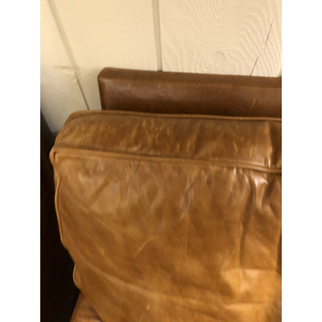 2010s Nancy Corzine Club Chairs -A Pair For Sale - Image 5 of 11
