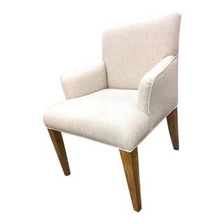 Modern Cameron Arm Chair For Sale