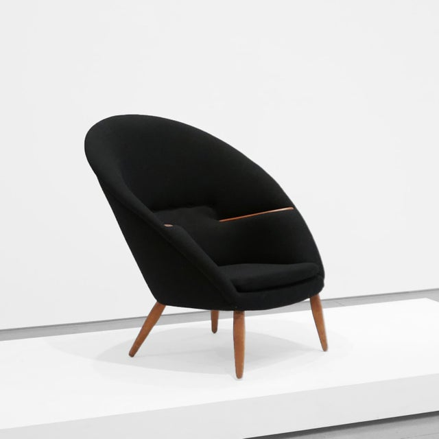 Nanna Ditzel, Lounge Chair C. 1953 For Sale In Los Angeles - Image 6 of 6
