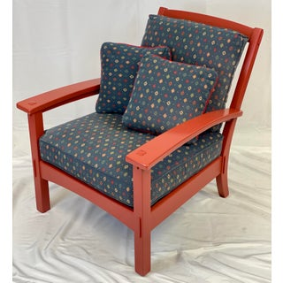 Vintage Hickory Chair Mission Style Arm Chair Preview