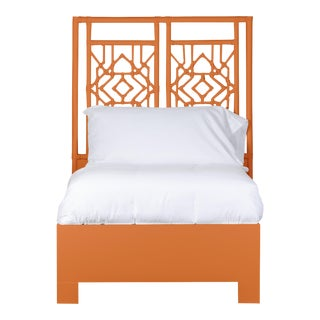 Tulum Bed Twin - Orange For Sale
