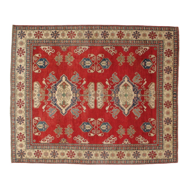 "Leon Banilivi Kazak Carpet - 8'6"" X 10'2"" For Sale"