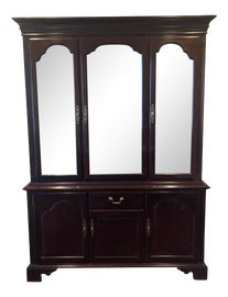 Image of Ethan Allen China and Display Cabinets