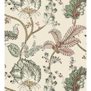 Kalamkari Vine Wallpaper by Anna French - Sample For Sale