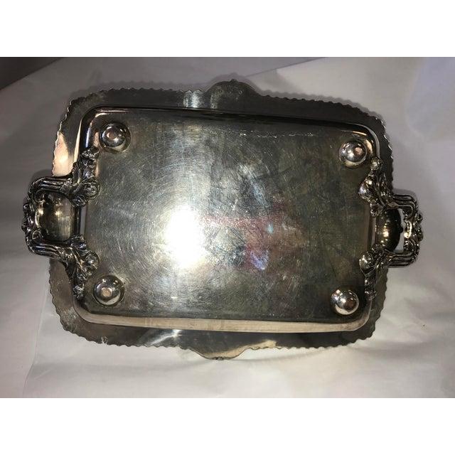 George III Sheffield Silver Plate Cheese Warmer - Image 7 of 8