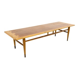 Mid Century Modern Lane Acclaim Coffee Table For Sale