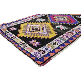 Vintage Turkish Oushak Runner - 2'10 X 11'10 Preview