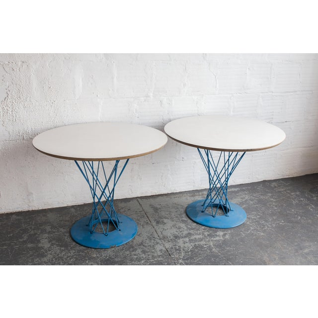 Isamu Noguchi for Knoll Cyclone Table For Sale In Portland, OR - Image 6 of 7