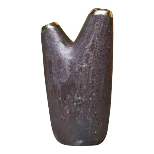 Carl Auböck #3794 Aorta Vase For Sale