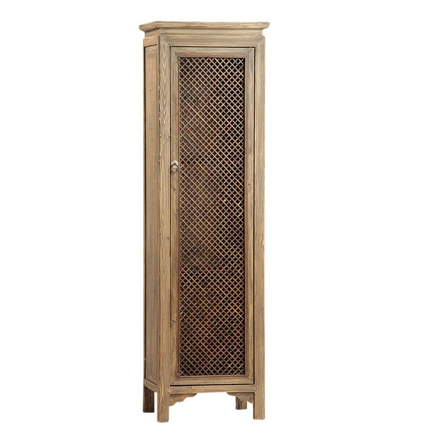 Antique Style Mongolian Cabinet - Image 1 of 3
