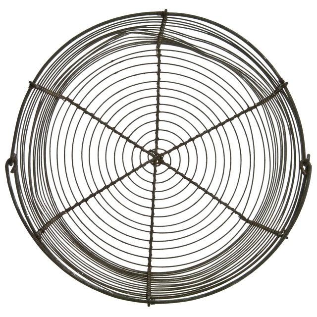 French Wirework Basket - Image 3 of 3