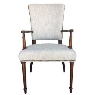 Mr. & Mrs. Howard Stiletto Arm Chair For Sale