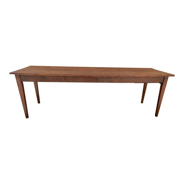 Antique French Farm/Dining Table For Sale