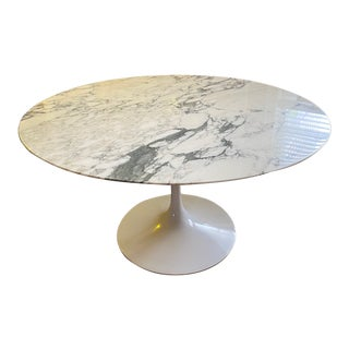 Saarinen 54 Inch Dining Table by Knoll For Sale