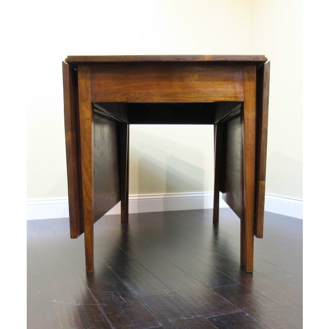 Drop Leaf Dining Table For Sale - Image 5 of 6
