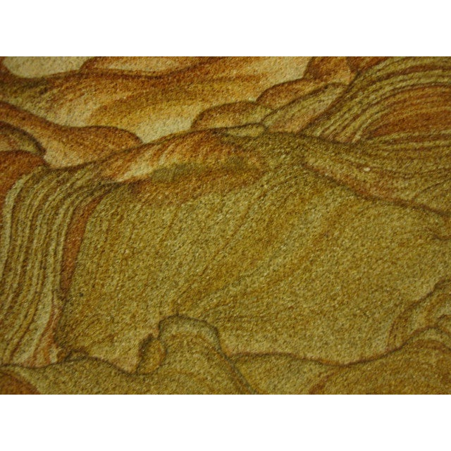 Mid-Century Sandstone Slab Wall Art - Image 4 of 5
