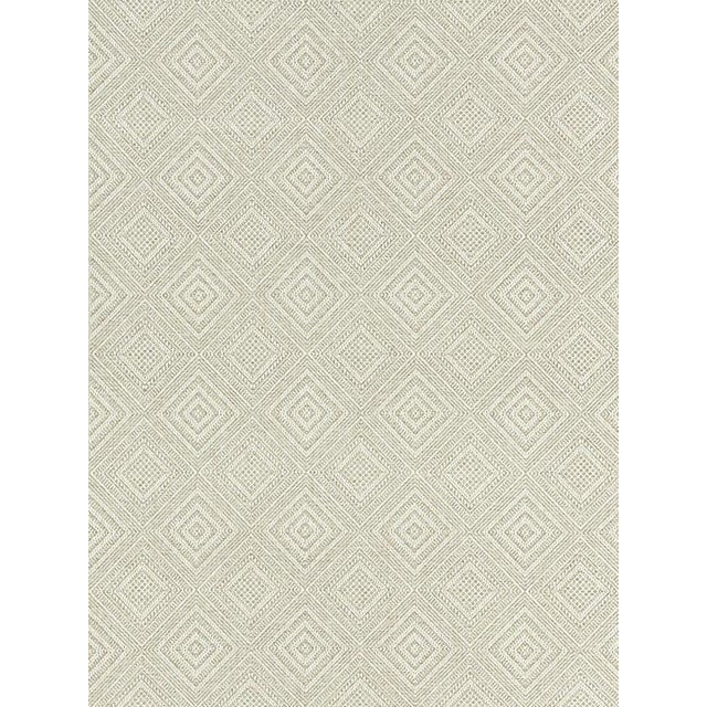 Transitional Scalamandre Antigua Weave, Linen Fabric For Sale - Image 3 of 3