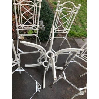 1960's Mid-Century Modern Kessler Cast Aluminum Patio Furniture-Set of 5 Preview