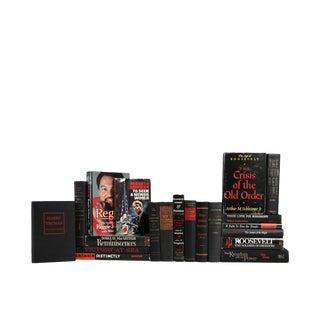America Remembers - Twenty Decorative Books, S/20 For Sale