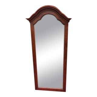 Vintage Pennsylvania House Cherry Wall Mirror For Sale