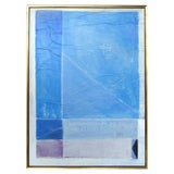 Image of Ben Fortunato Marcune Abstract Mixed-Media Painting For Sale