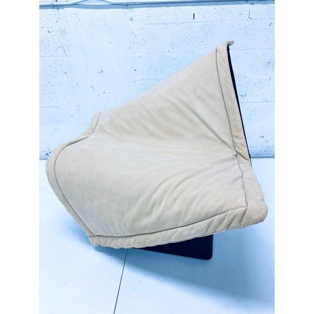 "Rosenthal Simon Desanta ""Flying Carpet"" Lounge Chair for Rosenthal Einrichtung For Sale - Image 4 of 13"