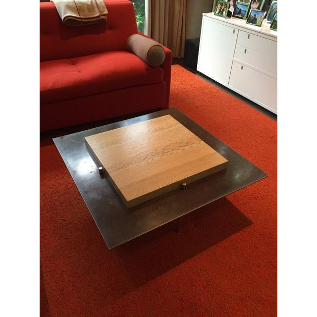 Morlen Sinoway Contemporary Cocktail Table - Image 5 of 7