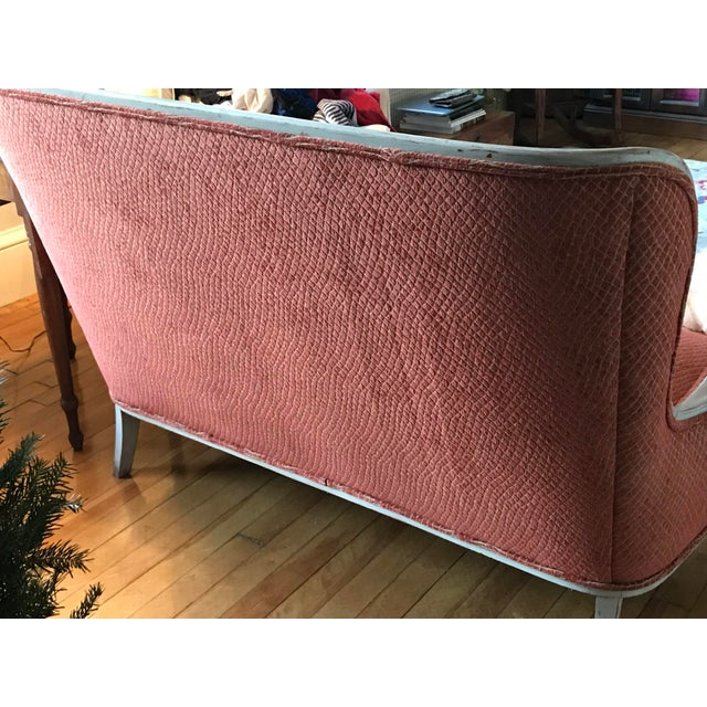Mid-20th Century Chairs & Settee From Sweden For Sale - Image 12 of 13
