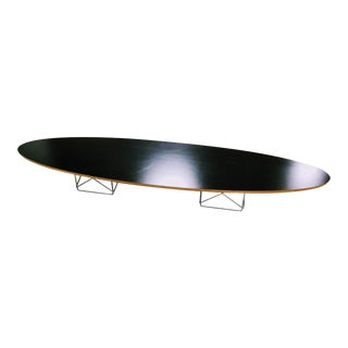 Mid Century Modern Charles and Ray Eames Surfboard Coffee Table For Sale