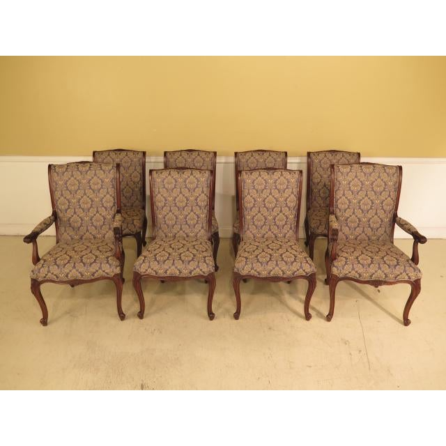 EJ Victor French-Style Dining Room Chairs - Set of 8 - Image 2 of 11