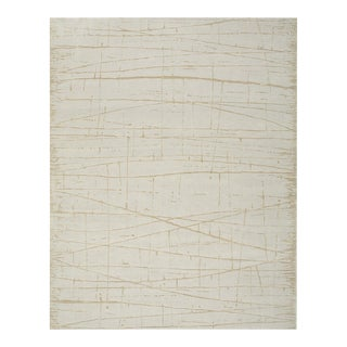 ModernArt - Customizable Night Mist Rug (12x15) For Sale