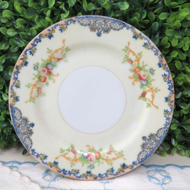 Vintage Mismatched Appetizer Plates, Set of 8 For Sale - Image 10 of 11
