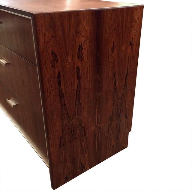 Brown Falster Danish Rosewood Dresser Sideboard For Sale - Image 8 of 9
