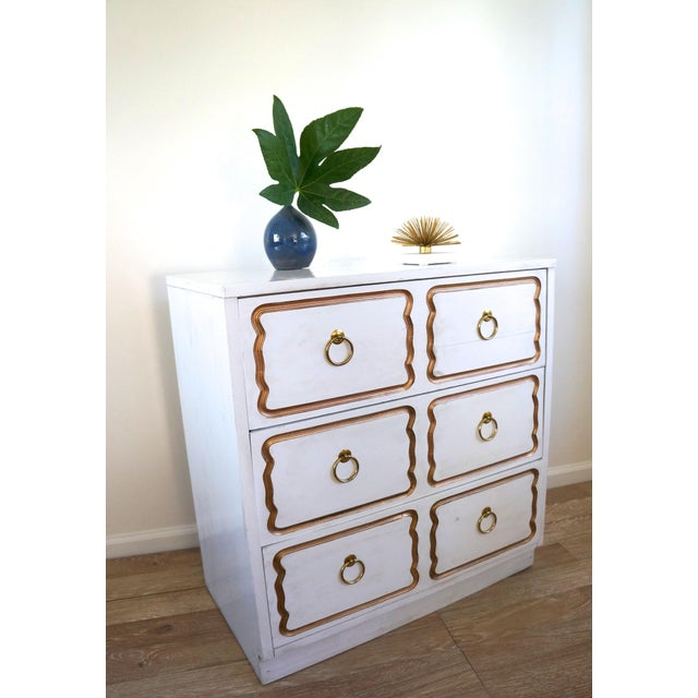 Dorothy Draper Espana Style Chest Dresser For Sale In Palm Springs - Image 6 of 8