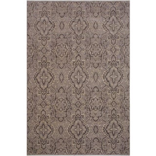Soto Grey Wool Rug - 8′8″ × 11′10″ For Sale