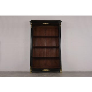 Late 19th Century French Empire Style Mahogany Bookcase Preview