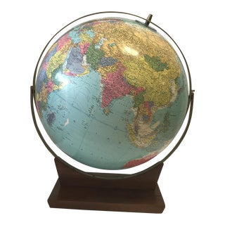 "Replogle 24"" Illuminated Library Globe"