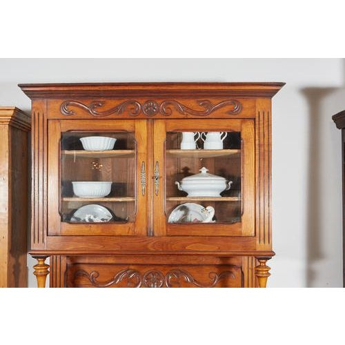 19th C. Henry II Style Buffet du Corps For Sale In Los Angeles - Image 6 of 6
