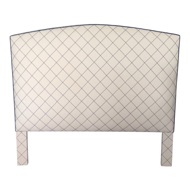 Upholstered Queen Size Headboard - Image 1 of 5