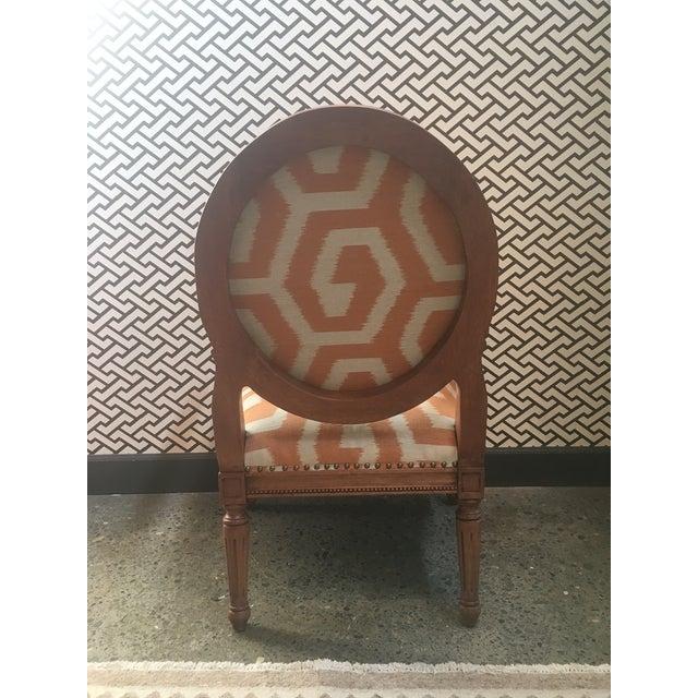 Palecek Abbey Lounge Chair - Image 4 of 5