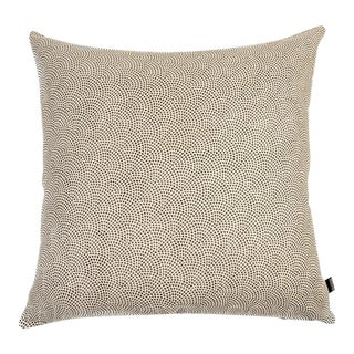 Screen Printed Linen Pillow For Sale