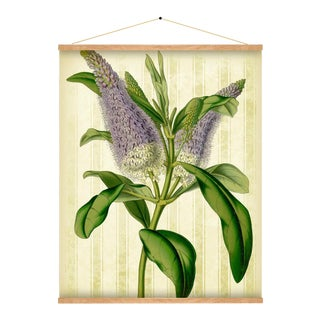 Lavender Flowers Wall Hanging