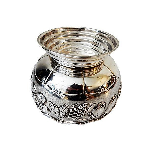 Antique Silver Bowl - Image 5 of 7