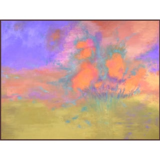 Contemporary Large Scale Colorful Abstract Expressionist Painting For Sale