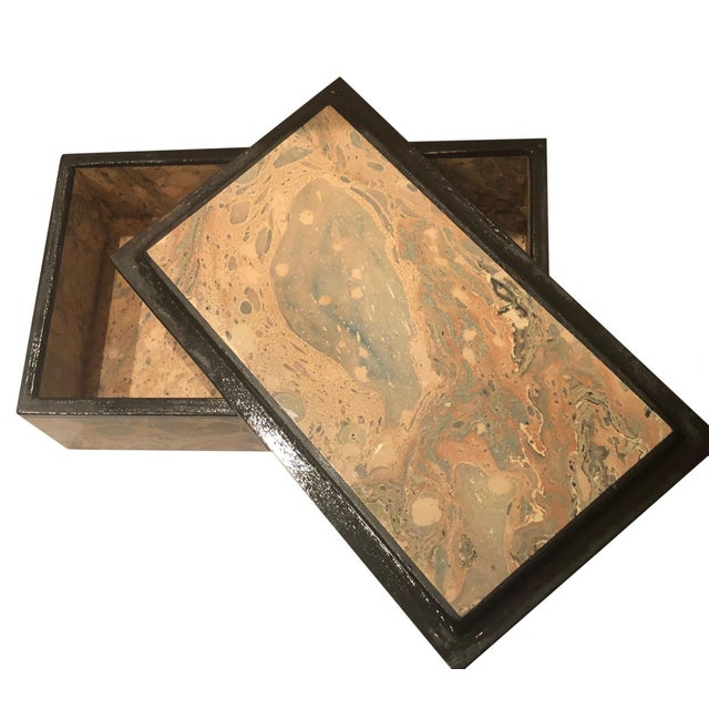 1950s 1950s Mid Century Italian Box by Alessandro Albrizzi For Sale - Image 5 of 9