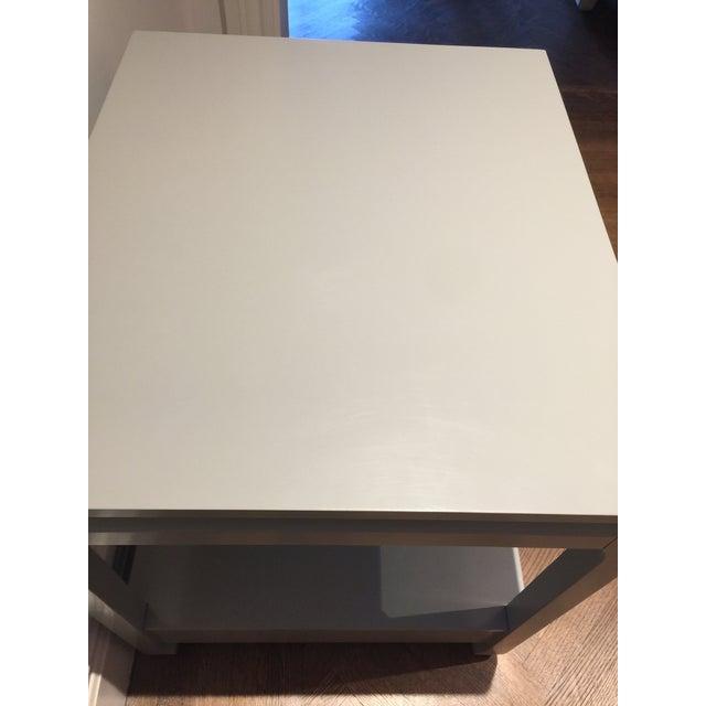 2010s Ballard Design Side Table For Sale - Image 5 of 7
